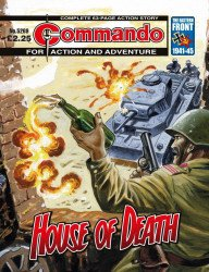 D.C. Thomson & Co.'s Commando: For Action and Adventure Issue # 5269