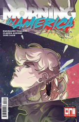 Oni Press's Morning In America Issue # 3