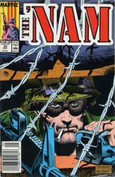 Marvel's The 'Nam Issue # 30