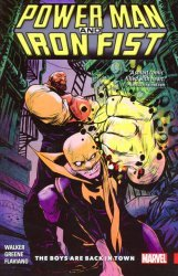 Marvel's Power Man and Iron Fist TPB # 1