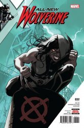 Marvel Comics's All-New Wolverine Issue # 32