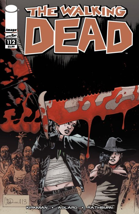 the walking dead issue 93 online dating