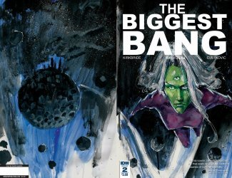 IDW Publishing's Biggest Bang Issue # 2