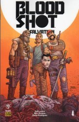 Valiant Entertainment's Bloodshot: Salvation Issue # 4d