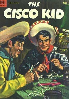 Dell Publishing Cos Cisco Kid Issue 18