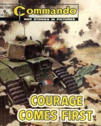 D.C. Thomson & Co.'s Commando: War Stories in Pictures Issue # 1266