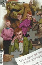 DC Comics's Superman's Pal Jimmy Olsen Issue # 7b