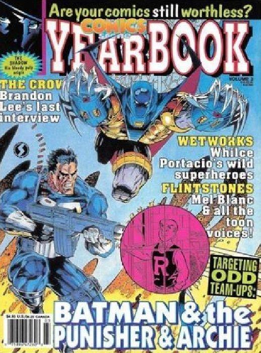 Starlog Groups Comics Scene Yearbook Issue 3