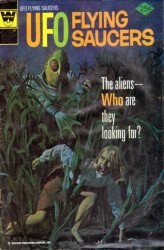 Gold Key's UFO Flying Saucers Issue # 11whitman