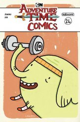KaBOOM!'s Adventure Time Comics Issue # 24