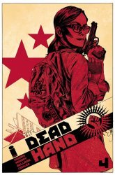 Image Comics's Dead Hand Issue # 4