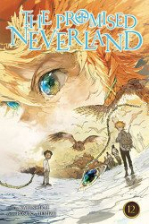 Viz Media's The Promised Neverland Soft Cover # 12
