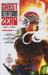 Image Comics's Ghost Station Zero Issue # 4