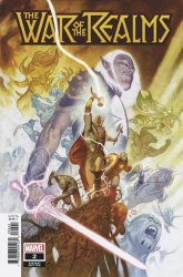 Marvel Comics's War of the Realms Issue # 2d