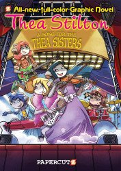 Papercutz's Thea Stilton Hard Cover # 7