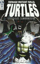IDW Publishing's Teenage Mutant Ninja Turtles: Urban Legends Issue # 17b