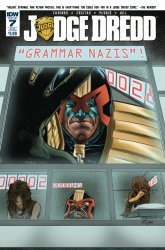 IDW Publishing's Judge Dredd Issue # 7sub