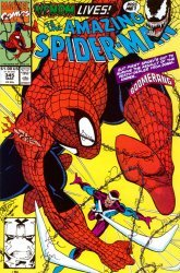 Marvel Comics's The Amazing Spider-Man Issue # 345
