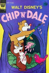 Gold Key's Chip 'n' Dale Issue # 22whitman