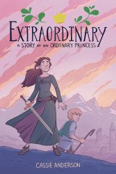 Dark Horse Comics's Extraordinary: A Story Of An Ordinary Princess TPB # 1