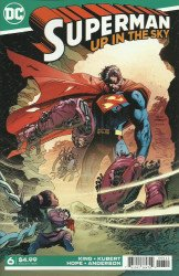 DC Comics's Superman: Up in the Sky Issue # 6