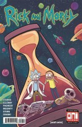 Oni Press's Rick and Morty Issue # 49