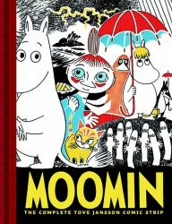 Drawn and Quarterly's Moomin: The Complete Tove Jansson Comic Strip Hard Cover # 1