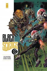 Image Comics's Black Science Issue # 41b