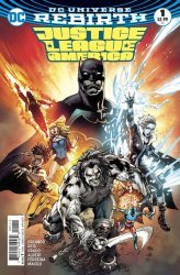 DC Comics's Justice League of America Issue # 1