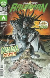 DC Comics's Aquaman Issue # 45