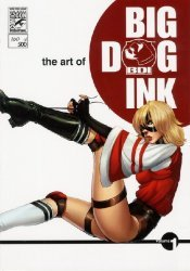 Aspen Entertainment's Art of Big Dog Ink Soft Cover # 1