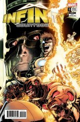 Marvel Comics's Infinity Countdown Issue # 5b