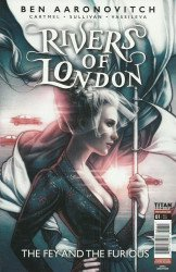 Titan Comics's Rivers of London: The Fey and The Furious Issue # 1