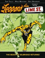 Rebellion's The Leopard From Lime Street Soft Cover # 2