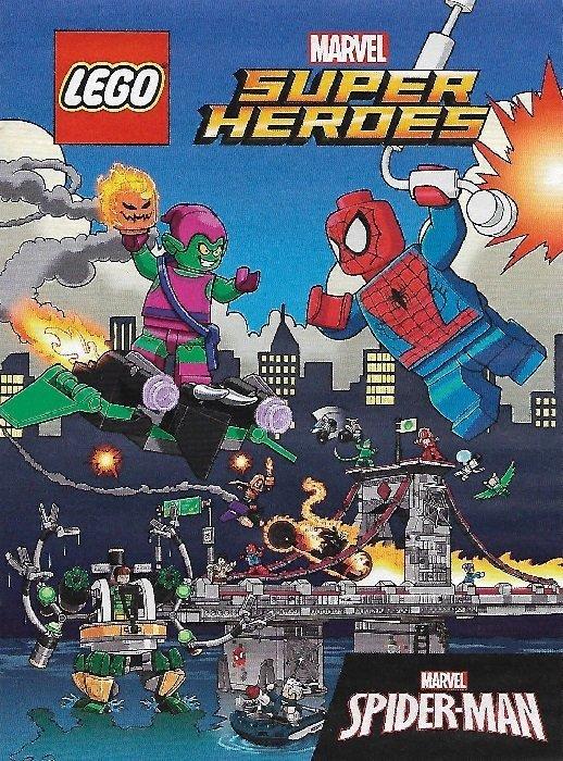 Lego: Marvel Super Heroes 1 (Marvel Comics) - ComicBookRealm.com