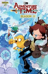 KaBOOM!'s Adventure Time Season 11 Issue # 2