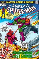 Marvel Comics's The Amazing Spider-Man Issue # 122