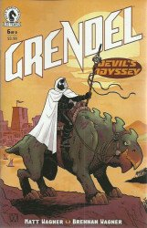 Dark Horse Comics's Grendel: Devil's Odyssey Issue # 6