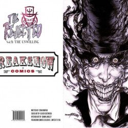 Source Point Press's Rejected: Unwilling Issue # 1freakshow