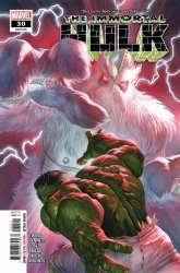 Marvel Comics's Immortal Hulk  Issue # 30