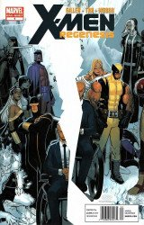 Marvel Comics's X-Men: Regenesis Issue # 1b