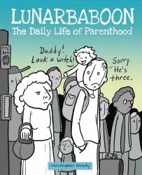 Andrews McMeel Publishing's Lunarbaboon: The Daily Life Of Parenthood TPB # 1