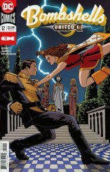 DC Comics's Bombshells United Issue # 12