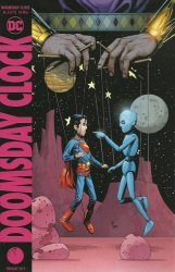 DC Comics's Doomsday Clock Issue # 8b