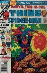 Marvel Comics's Marvel Two-in-One Annual # 2