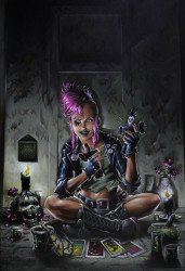 Valiant Entertainment's Punk Mambo Issue # 1bsi comics