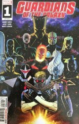 Marvel Comics's Guardians of the Galaxy Issue # 1walmart