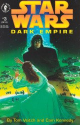 Dark Horse Comics's Star Wars: Dark Empire Issue # 3d