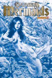 Dynamite Entertainment's Damsels Mermaids Issue # 1f