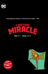 DC Comics's Mister Miracle Hard Cover # 1